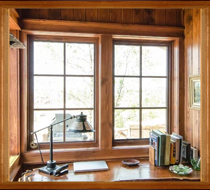 Vinyl and wood windows racine wi replacement window for Wood replacement windows